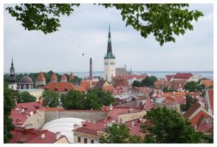 Estland: Er was eens...het sprookje van Tallinn