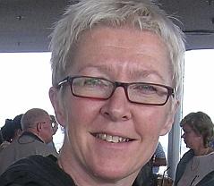 Reisjournalist Mariëtte van Beek