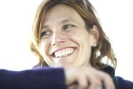 Reisjournalist Irene Herbers